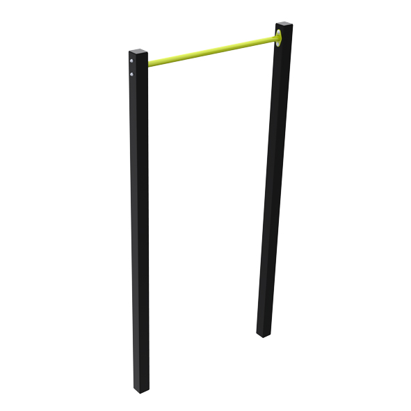 TGO501_Single Pull Up Bar_3D Render_small_0804