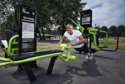 More than just an abs bench!