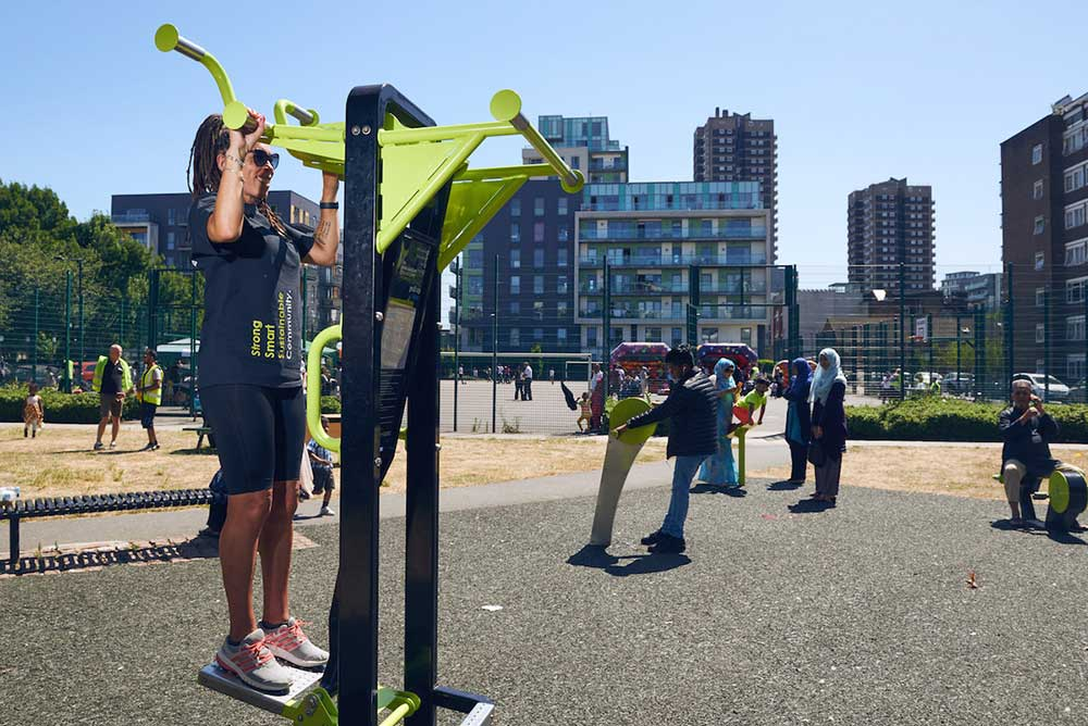 Find A Gym The Great Outdoor Gym Company